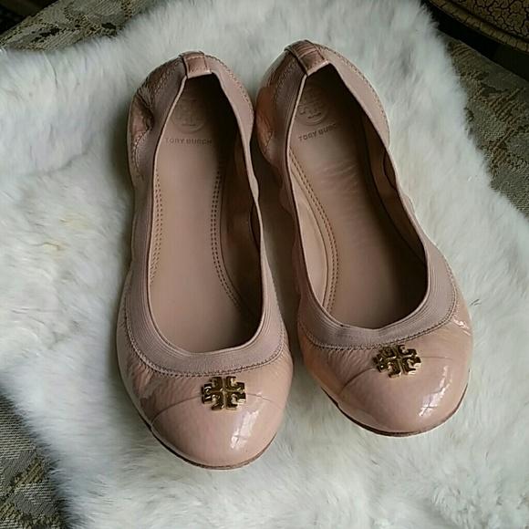 e2635b53b ☆Tory Burch Jolie ballerina flats. M 5ad3c78e9cc7ef6c7266ae3b
